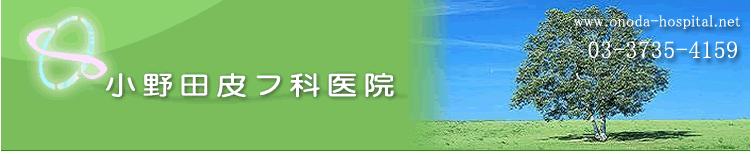 東京都大田区蒲田の皮膚科 小野田皮フ科医院